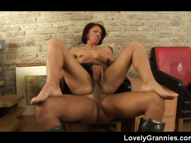 Repeat Penetration for old granny
