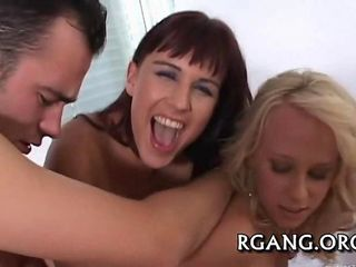 Wonderful group sex scene gangbang 10
