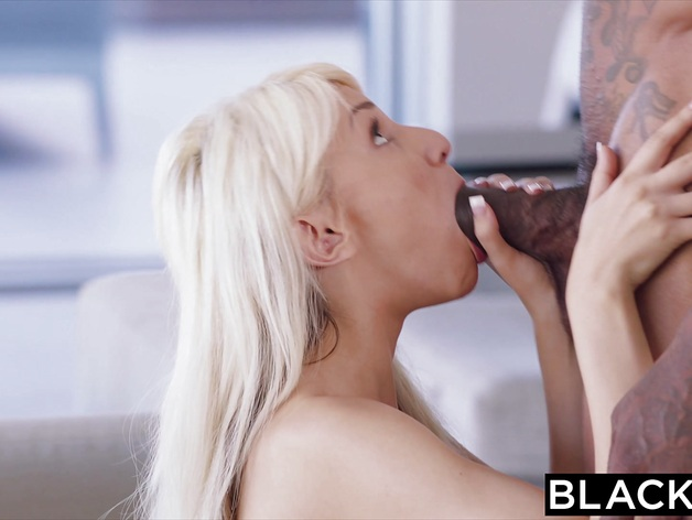 BLACKED Tiny Teen Gets BBC For 18th Birthday