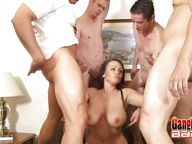 Horny Gangbanged Babe Chloe Reece Ryder