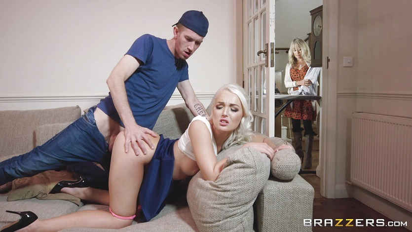 Lovita likes monster cock deep in her pussyhole