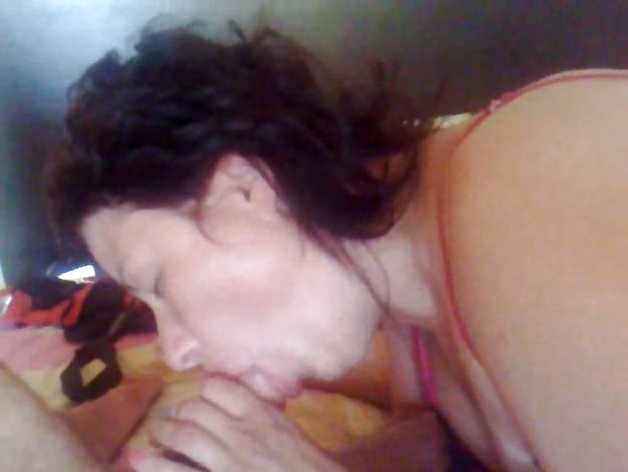 Big dick pummels the back of this whore's throat hard and fast