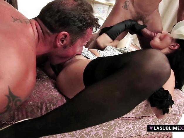 LASUBLIMEXXX Valentina Canali threesome