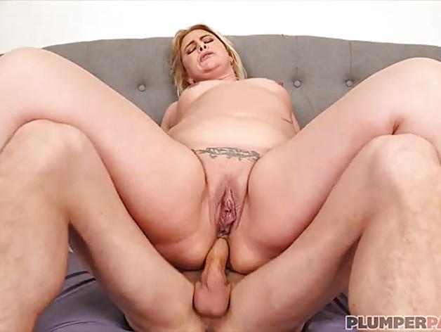 Selah Rain Takes Two Cocks in Her Ass