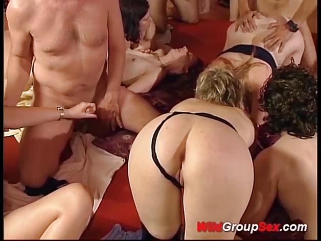 Wild german amateur swinger fuck orgy